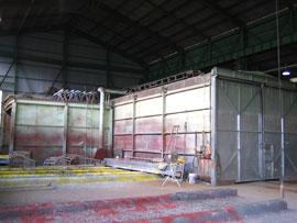 研掃室(4000Hx6000Wx15000L)